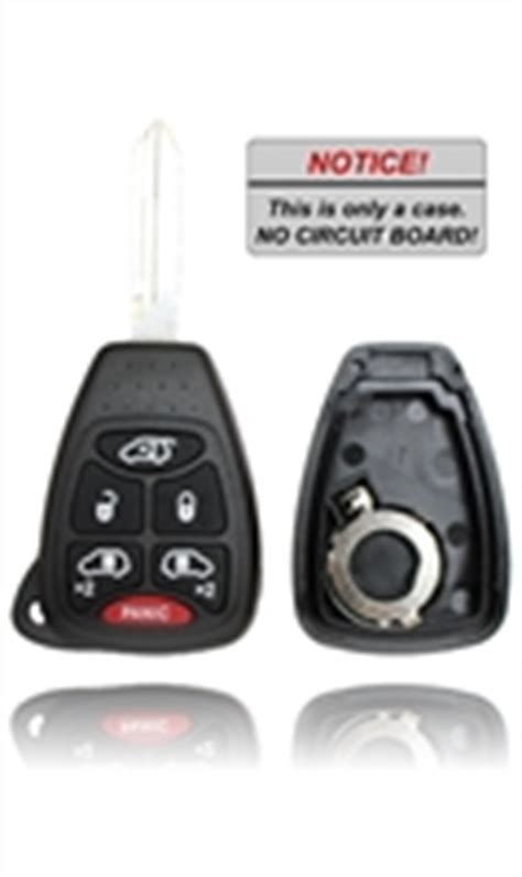 Chrysler Town And Country Key Replacement by New 2005 Chrysler Town Country Key Fob Replacement