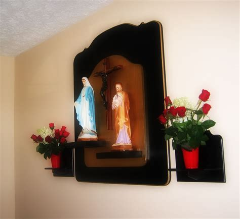 home altar design passive architect