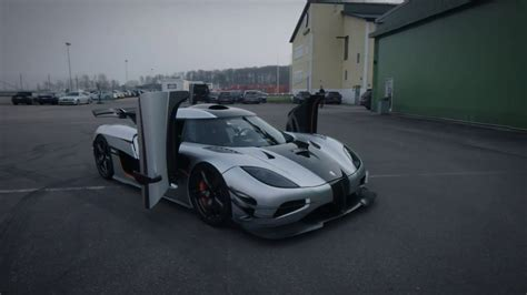 koenigsegg factory inside the koenigsegg factory with the one video