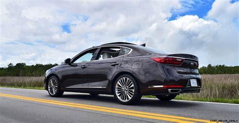 Kia Cadenza Road Test 2017 Kia Cadenza Limited Road Test Review 2