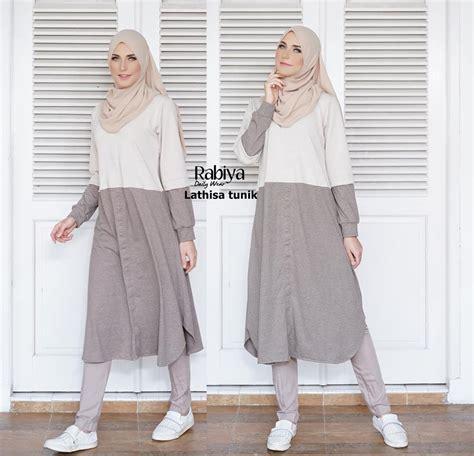 Terlaris Tunik Muslim lathisa tunik baju muslim gamis modern