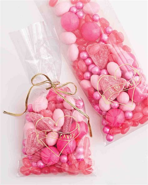 pink bridal shower favor ideas pink bridal shower ideas and decorations we martha stewart weddings