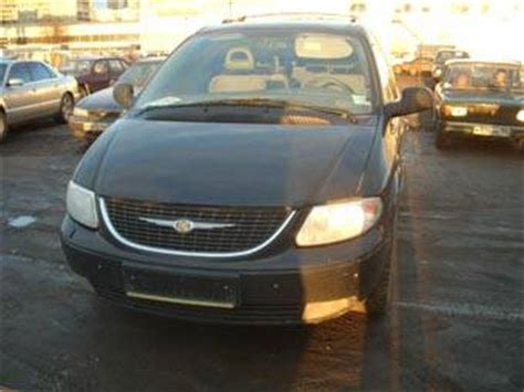 how cars run 2003 chrysler voyager electronic valve timing 2003 chrysler grand voyager for sale 3 3 gasoline ff automatic for sale