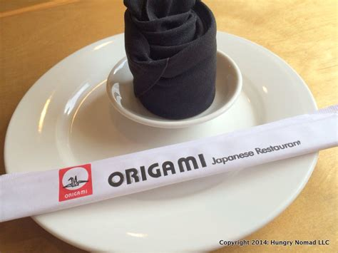 Origami New Orleans Menu - sushi at origami new orleans the hungry nomad