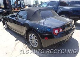 how make cars 2005 bmw z4 spare parts catalogs parting out 2005 bmw z4 stock 6127gr tls auto recycling