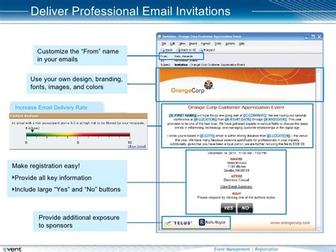 Cvent Meetings Events Cvent Email Templates