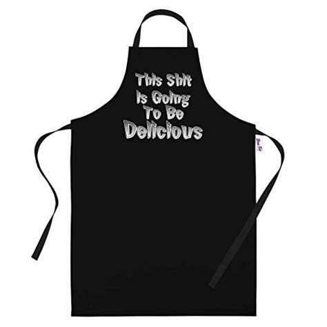tub apron ideas 2017 new men women kitchen cooking apron this sh t is going to be delicious funny apron stop the