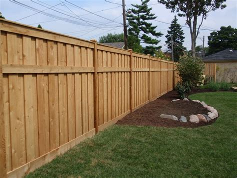 backyard fence styles diy pallet fence ideas photos