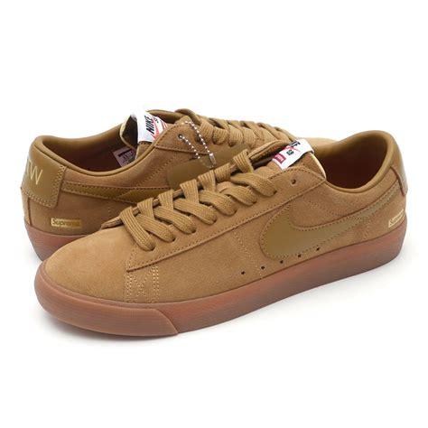 supreme shoes fresh store nike sb nike x supreme shupurimu blazer