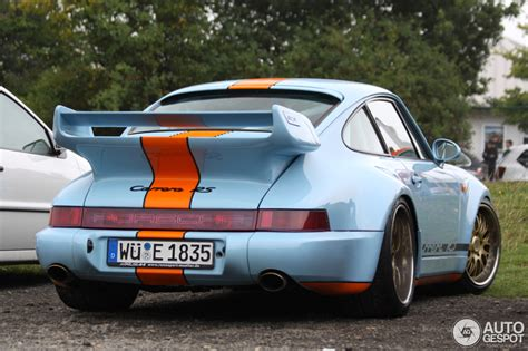 Porsche 964 Carrera Rs 3 8 by Porsche 964 Carrera Rs 3 8 3 Oktober 2013 Autogespot