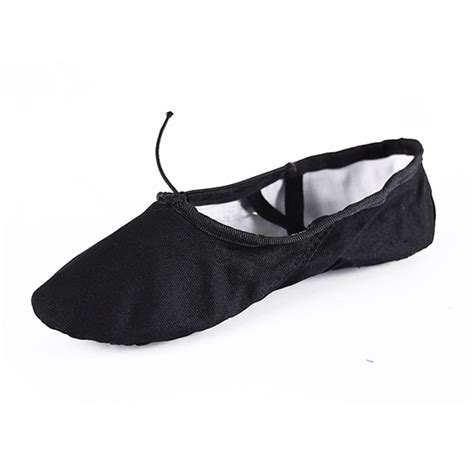 black ballet shoes free shipping according the cm to buy canvas black ballet