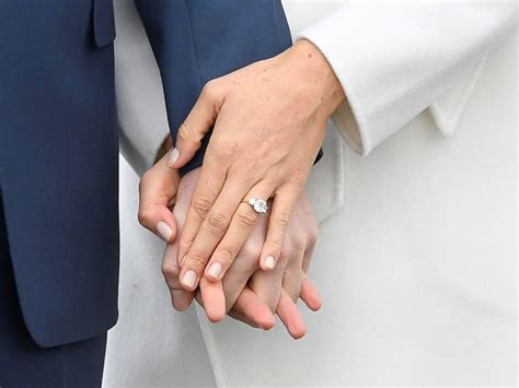 harry meghan a royal engagement pitkin royal collection books all the details of meghan markle s engagement ring from
