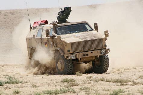 dingo  vorstellung militaer bundeswehr gepanzert