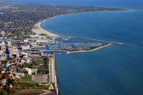 Racine Wi Free Warrant Search File Aerial Racine Lakefront Jpg Wikimedia Commons