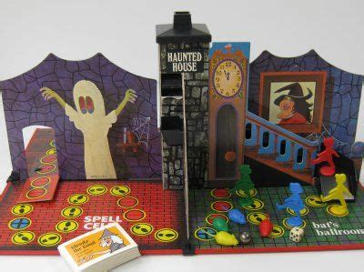haunted house board game haunted house board game 1975 looking back pinterest