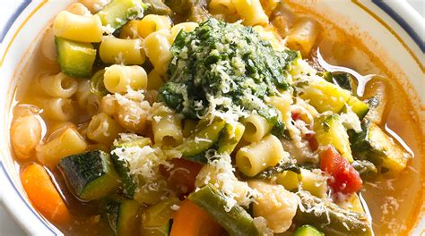 come si cucina il minestrone ricetta per il minestrone il giornale cibo