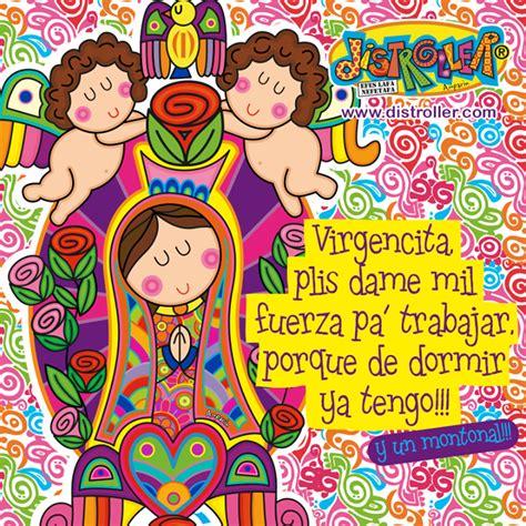 imagenes la virgen de guadalupe en caricatura compartiendo por amor virgen guadalupe
