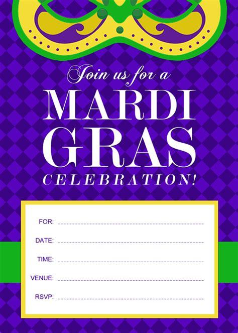 mardi gras invitation template free printable mardi gras invitation orderecigsjuice info