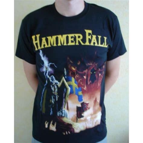 T Shirt Hammerfall musikmachine