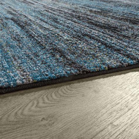 designer teppich modern designer teppich blau modern kurzflor mulitcolour moderne