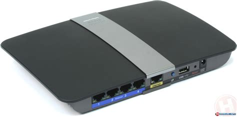 Wireless Router Linksys E4200 linksys e4200 router review