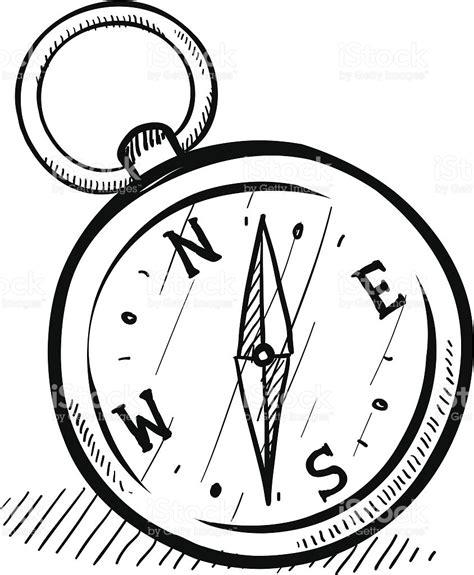 disegni clipart bussola disegno di navigazione illustrazione 153276357