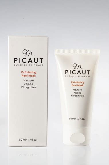 Brun Brun Peel Mask m picaut exfoliating peel mask 50 ml ekolea