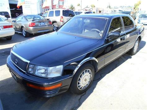 1990 lexus ls400 for sale 1990 lexus ls 400 for sale carsforsale