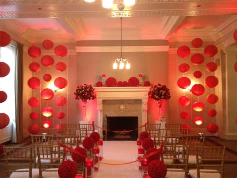 valentines day weddings and lantern on