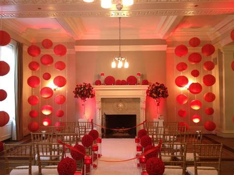 Chinese, Valentines day weddings and Red lantern on Pinterest