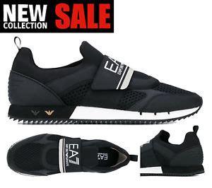 Original Emporio Armani Casual 3 ea7 emporio armani shoes mens boys new style 2018 ultra b