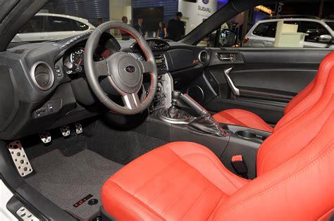 custom subaru brz interior subaru brz xt concept pictures