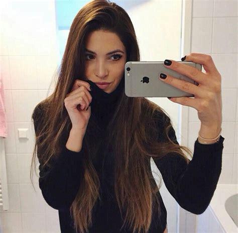 imagenes de chicas coreanas bonitas beauty black eyebrows girls hair iphone makeup