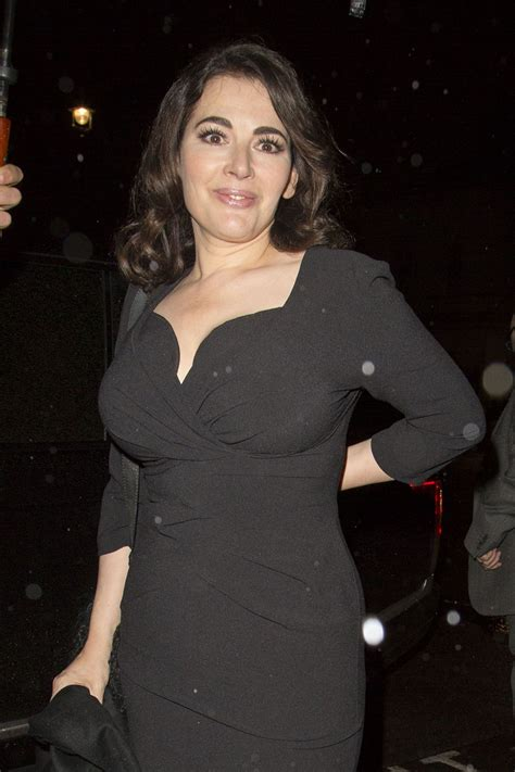 nigella lawson nigella lawson at attitude mag awards hawtcelebs