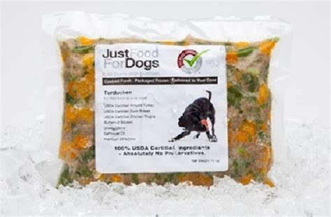 just for dogs recall alert just food for dogs turducken frozen food
