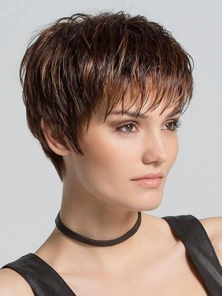 light pixie cut short women wigs