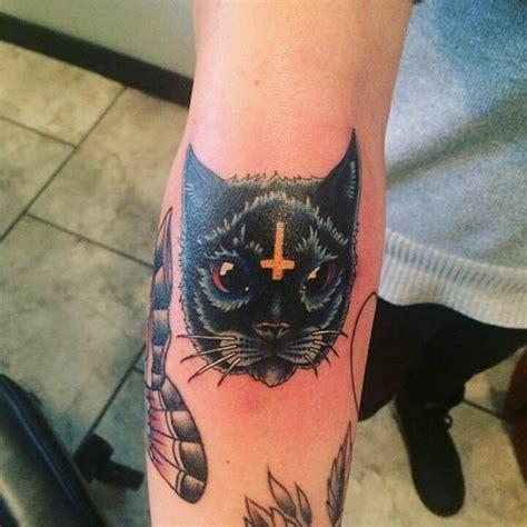 cat tattoo hunt 65 mysterious black cat tattoo ideas are they good or evil
