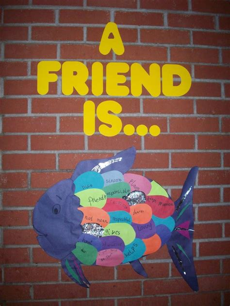 story themes about friendship mrs smith s 1st grade a friend is school ideas