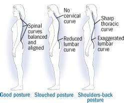 ways to get better posture 4 ways to turn posture into less back harvard