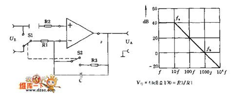 integrator circuit filter simple low pass filter integrator circuit diagram