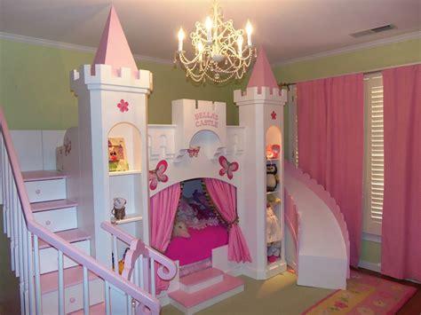pink girly twin castle bunk bed for kids interior design dekorasyon zamanı 3 bademle buduk anne yaşam ve kadın blogu