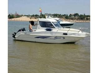 saver 21 cabin fish saver 21 cabin fisher in toscana barche a motore usate