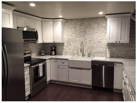 cabinets  matched  dark appliances premium cabinets