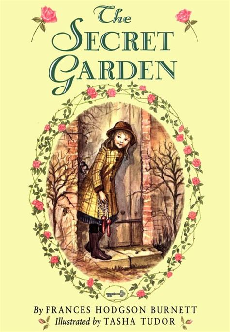 the secret garden by frances hodgson burnett the book