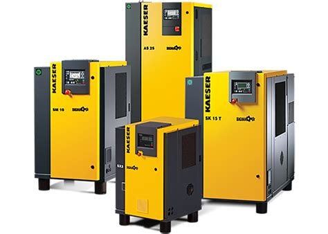 kaeser rotary screw compressors delta industries