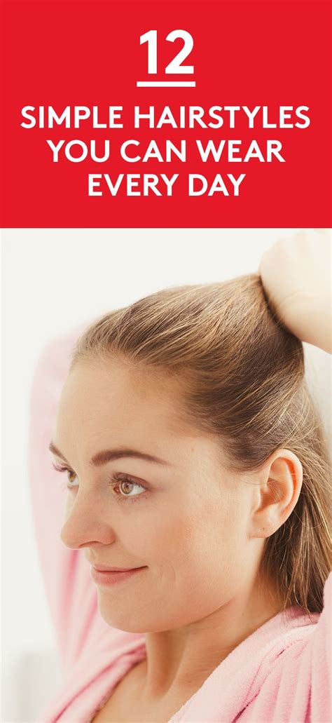 easy everyday hairstyles video download 300 best easy hairstyles images on pinterest easy