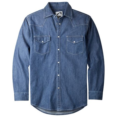 denim shirt mountain khakis s original mountain denim shirt