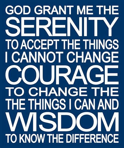 printable version serenity prayer pinterest the world s catalog of ideas