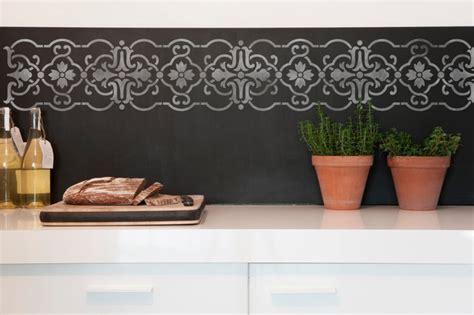 floral borders for living room wall stencils paint ideas granada border stencil mediterranean wall stencils