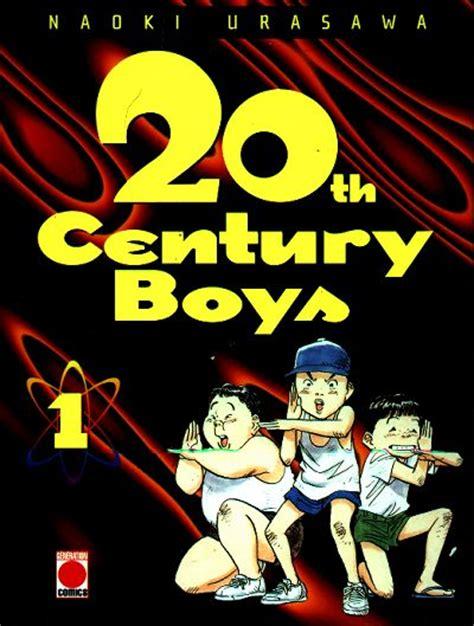 20th century boys 1 20th century boys manga info critique avis mangagate